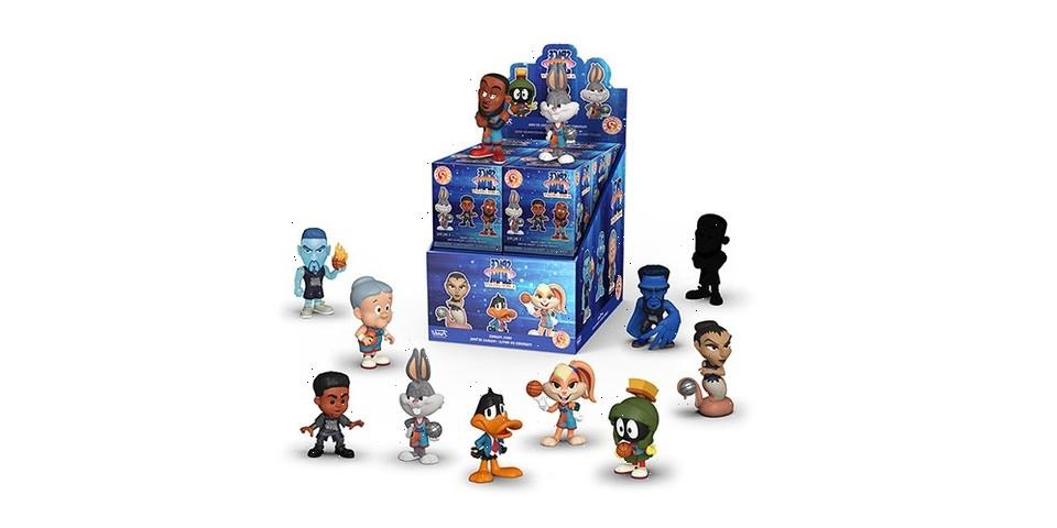 Space Jam: A New Legacy Merchandise Campaign Kicks-Off With Drops From Funko and Spalding