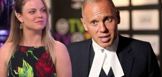 Strictly pro Joanne Clifton feared dancing with Judge Rinder after he joined BBC show