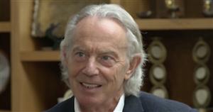 Susanna Reid mocks Tony Blair's 'Gandalf' mullet as he admits being called worse