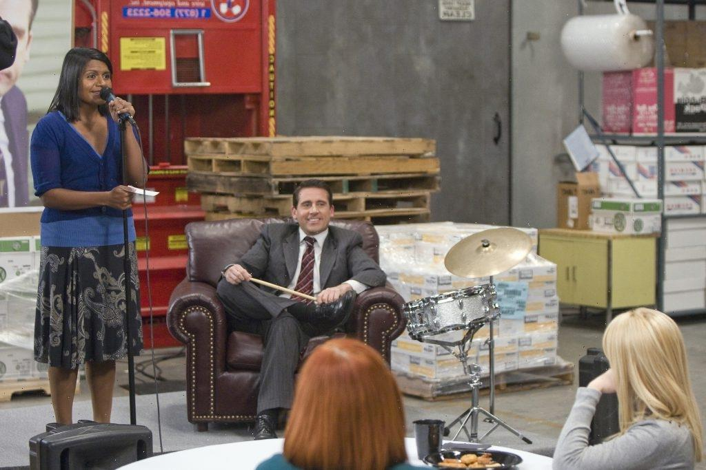 'The Office': Why Mindy Kaling Called Steve Carell 'Nice' But Added 'It Is Scary'