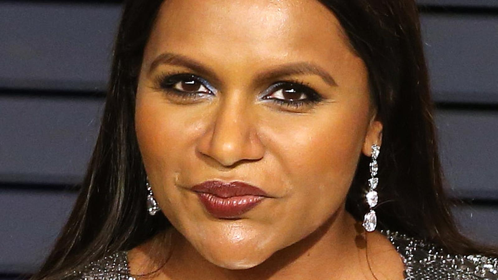 The Real Reason Mindy Kaling Won't Say Who Fathered Her Kids