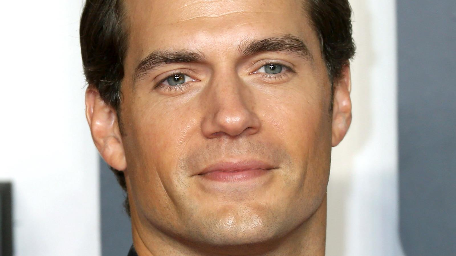 The Transformation Of Henry Cavill From A Toddler To 38 Years Old