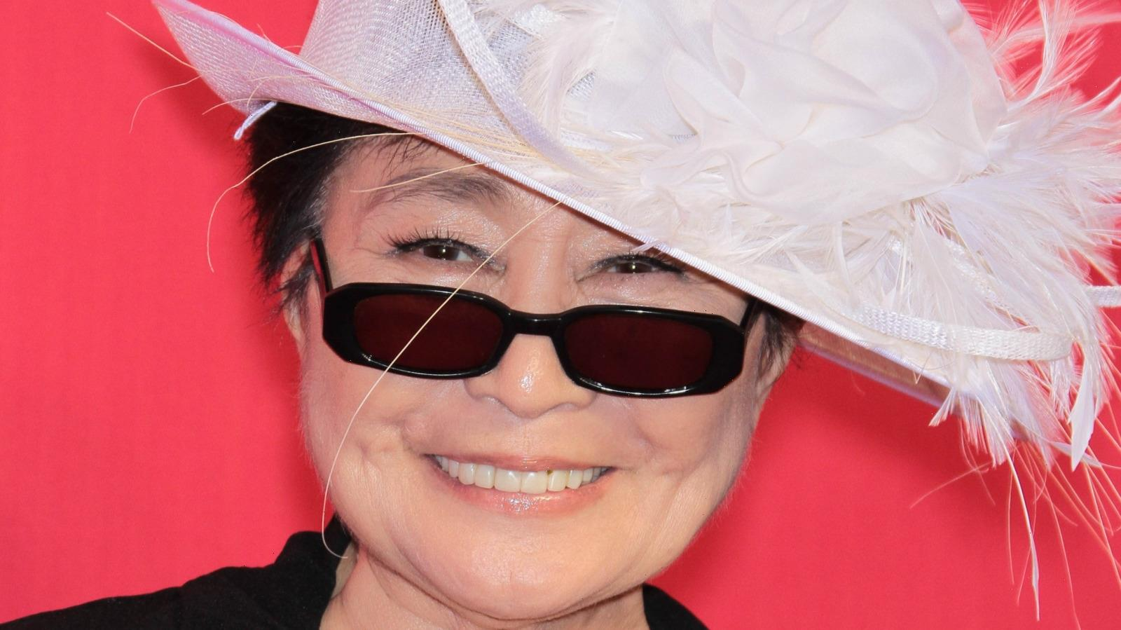 The Truth About Yoko Ono's Kids