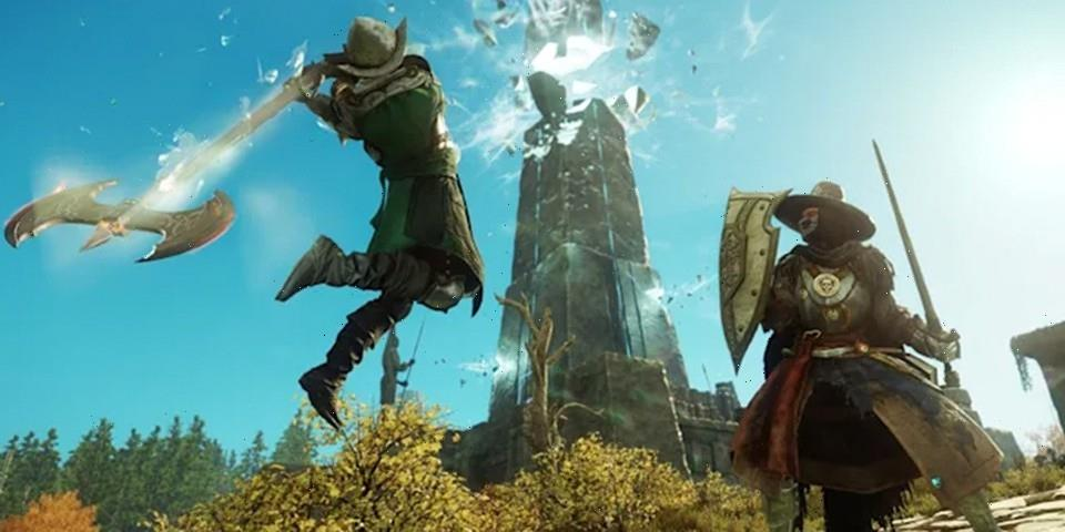 Watch the Trailer to Amazon Game Studios' Upcoming MMO 'New World'