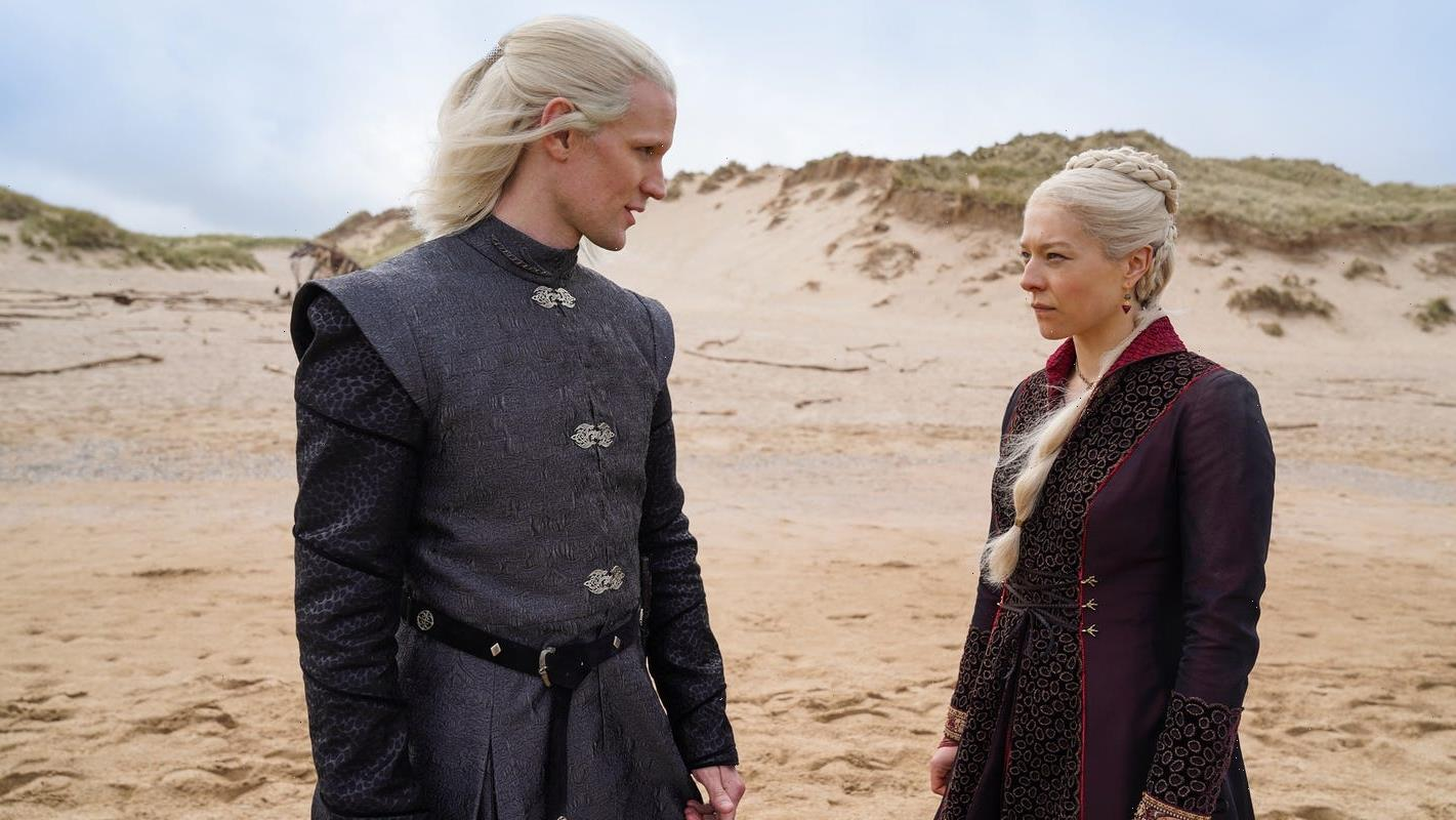 Welcome to the 'House of Dragon': HBO releases photos from 'Game of Thrones' prequel
