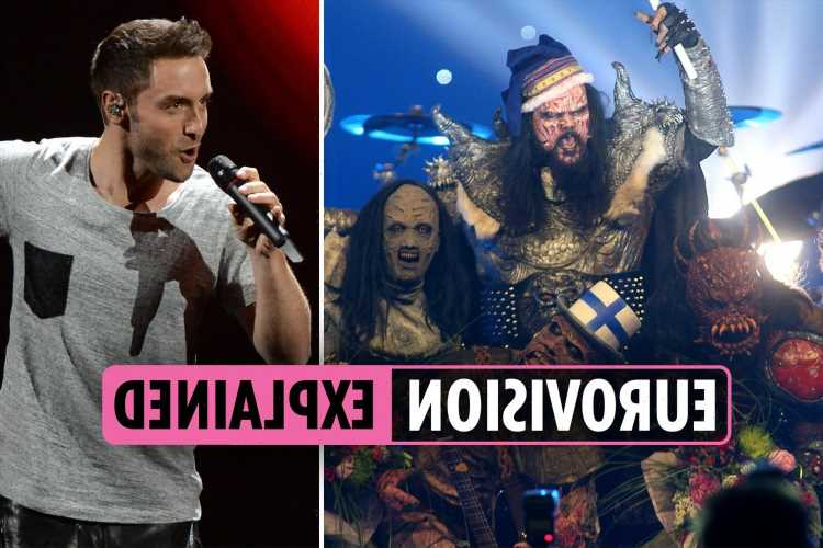 Who are the Rock The Roof Eurovision performers? From Mans Zelmerlow to Lordi