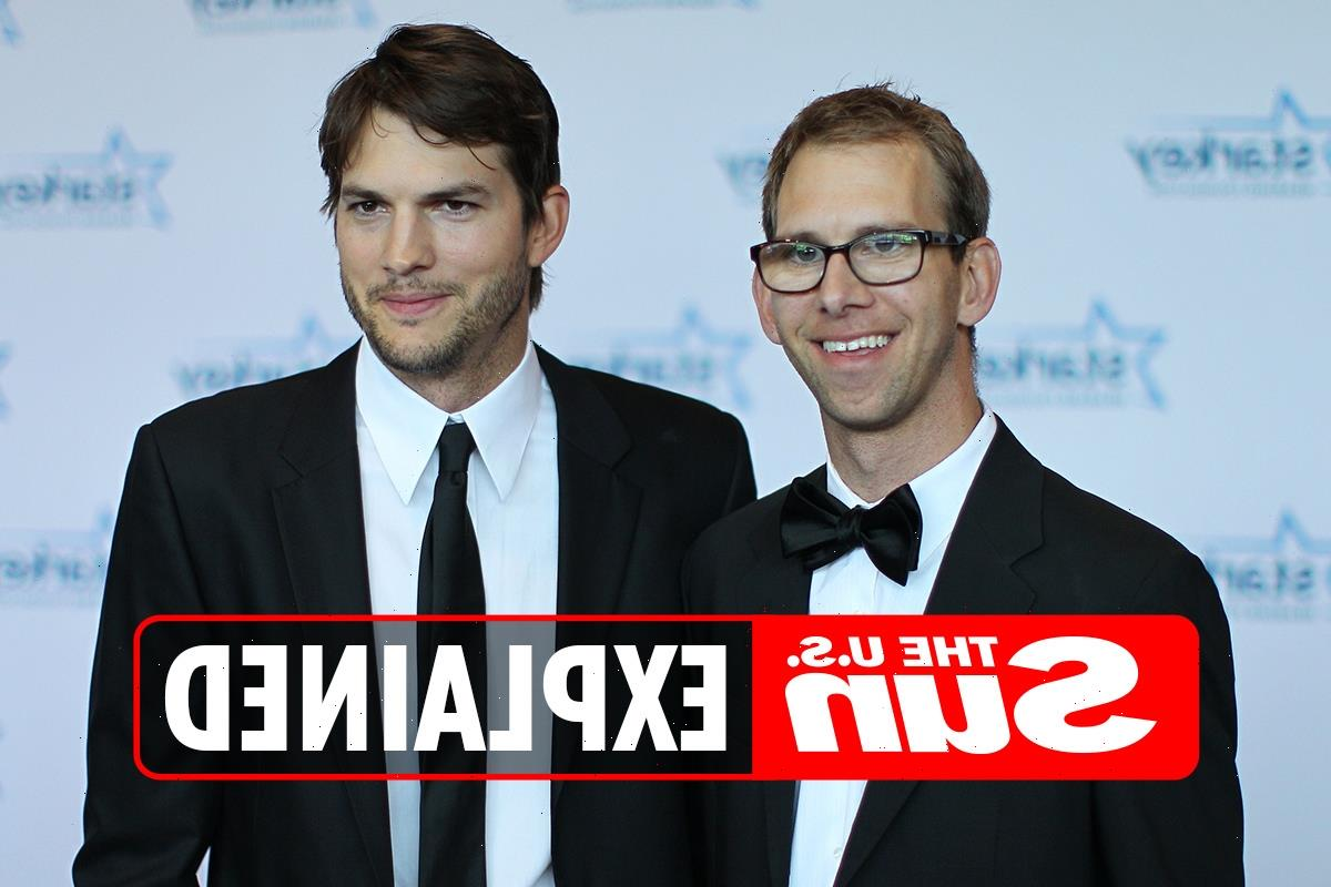 Who is Ashton Kutcher's twin brother Michael?
