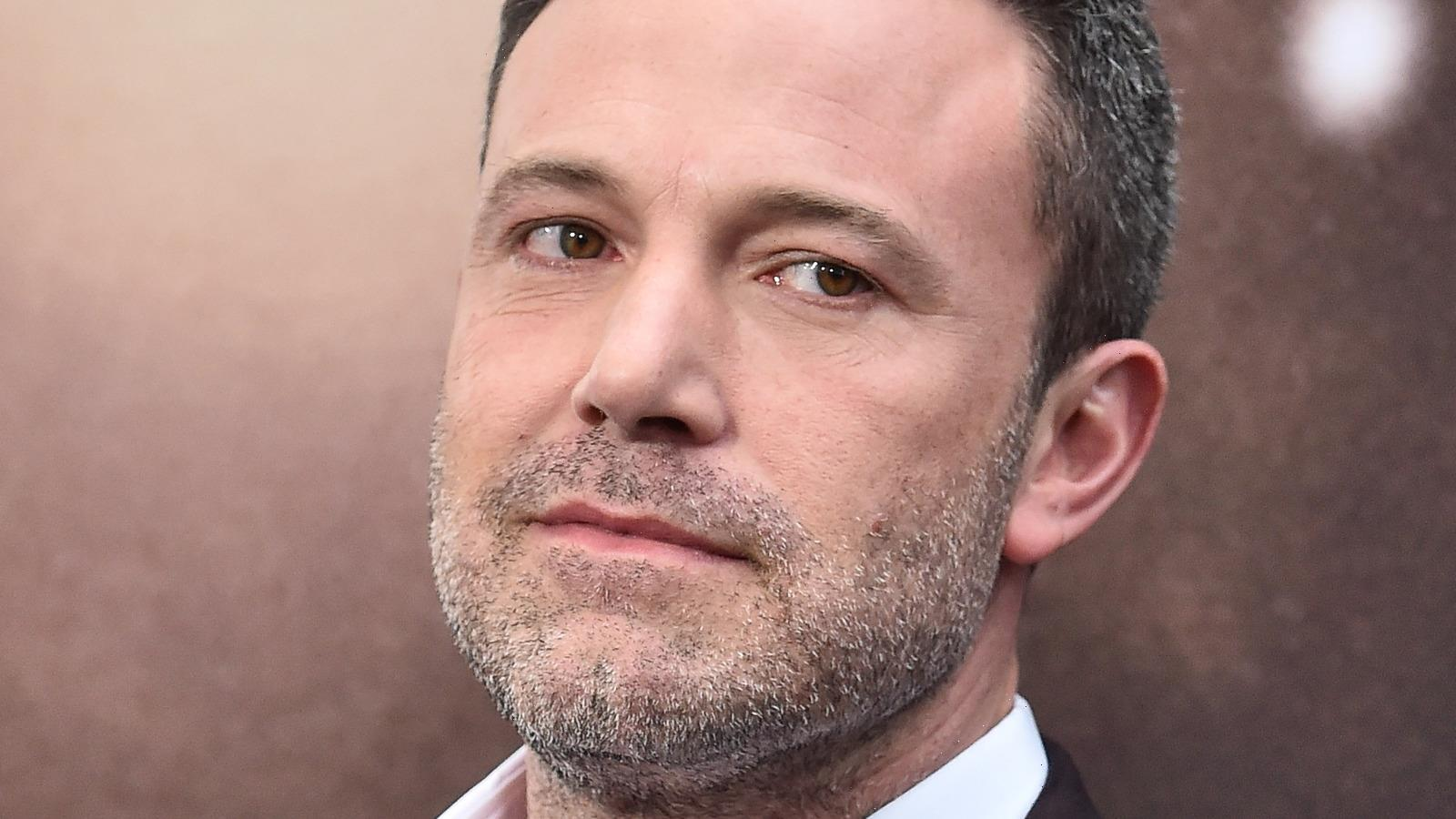 Why Ben Affleck's Secret Dating Video Is Causing Such A Stir