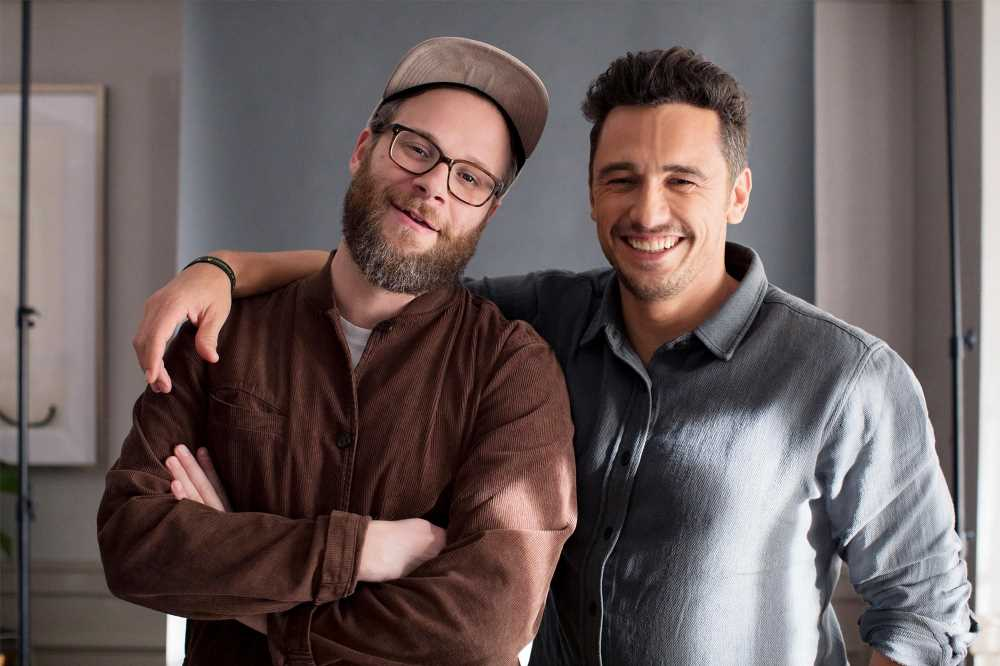 Why no one wants to work with James Franco — not even BFF Seth Rogen