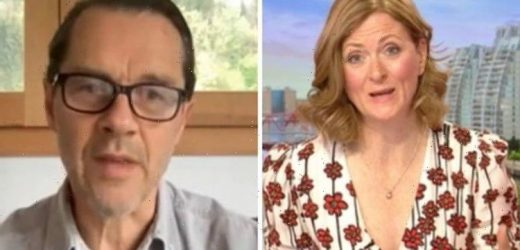 'Why not vaccinate them first?' BBC Breakfast's Rachel Burden makes point on hotspot areas