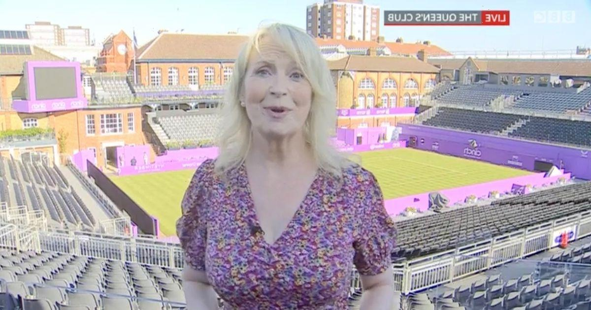 BBC Breakfast's Carol Kirkwood red-faced as she makes Andy Murray injury blunder