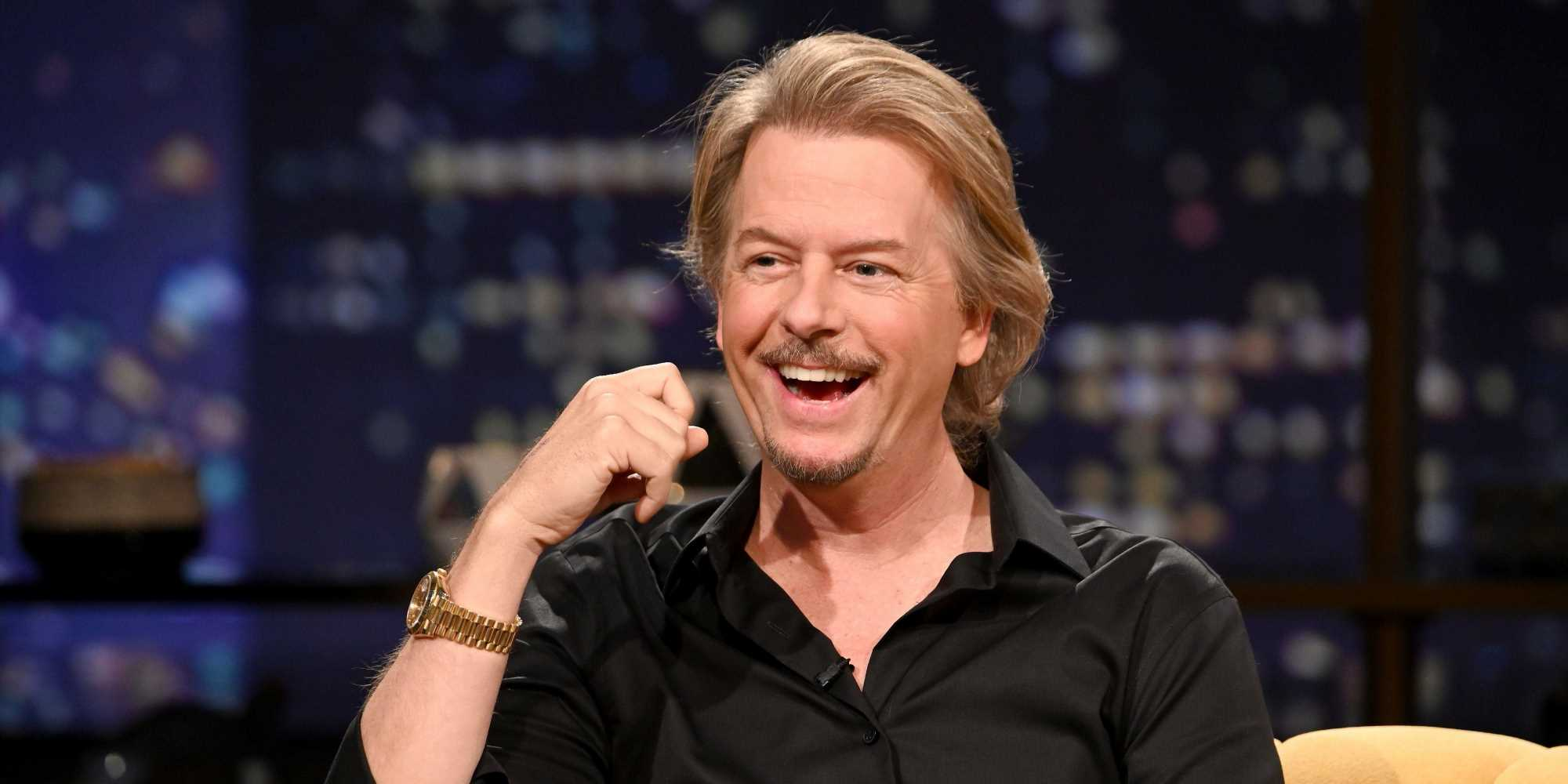 'Bachelor in Paradise' Is Being Hosted by a Buncha Celebs—Including David Spade?!