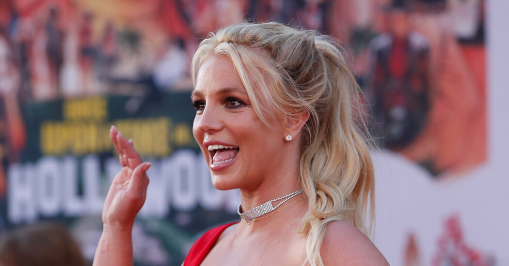 Britney Spears: 'I Just Want My Life Back'