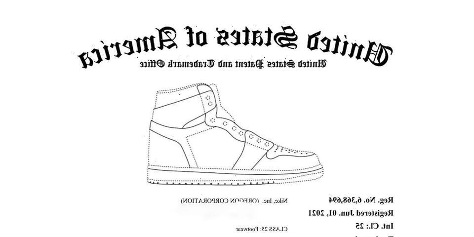 Bye-Bye, Bootlegs: The Air Jordan 1 has Received Federal Trademark Protection