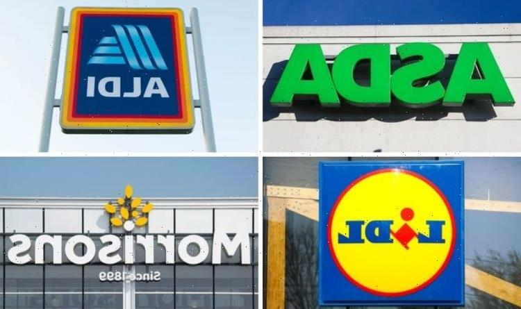 Cheapest UK supermarket named – discounter Aldi knocked off the top spot