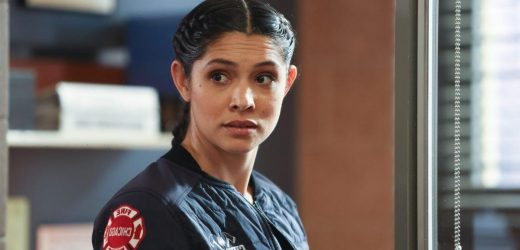 'Chicago Fire': Miranda Rae Mayo Said Stella's Storyline Helped Her Confront Her Own Imposter Syndrome
