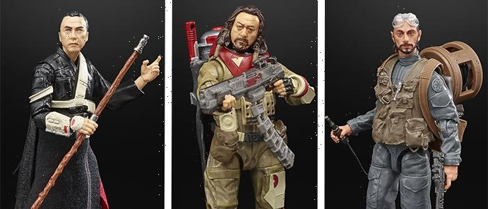Cool Stuff: 'Rogue One' Characters Get a Refresh in Updated 'Star Wars' Black Series Action Figures