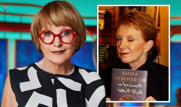 Countdown's Anne Robinson hits out at TV boss who warned her not to wink 'Stupid bloke!'