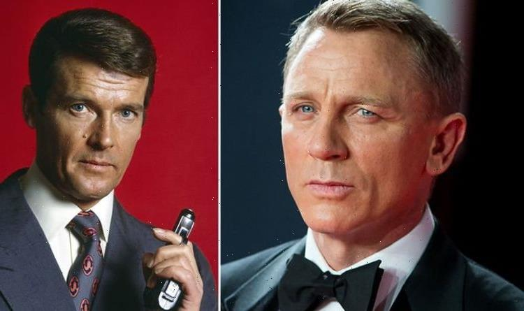 Daniel Craig shares his favourite James Bond moment is from Roger Moore's Live and Let Die