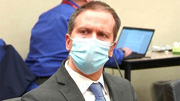 Derek Chauvin Sentenced To 22.5 Years In Prison For George Floyd's Murder