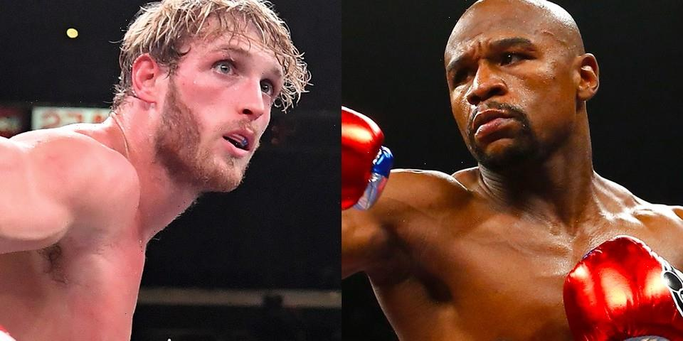 Disappointing Floyd Mayweather vs. Logan Paul Fight Goes All Eight Rounds
