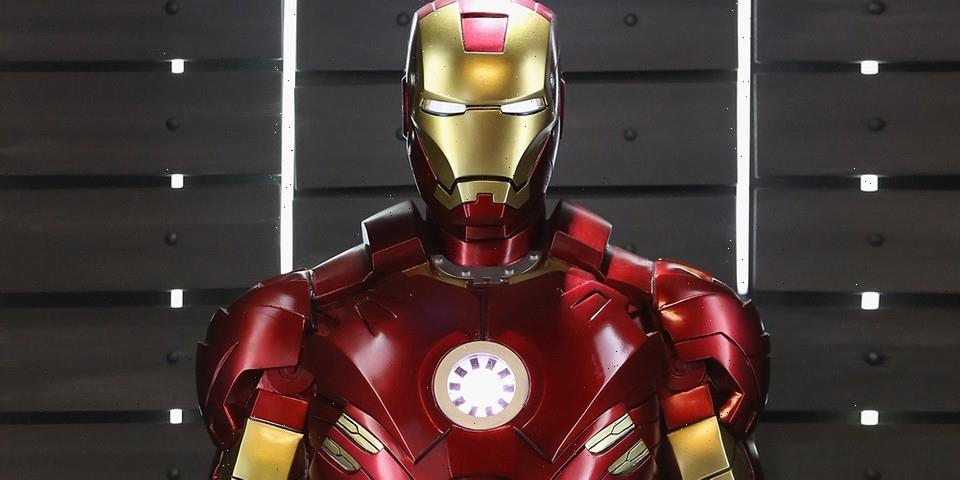 Disneyland's Avengers Campus Is Selling an $8,000 USD 1:1-Scale Iron Mark III Statue