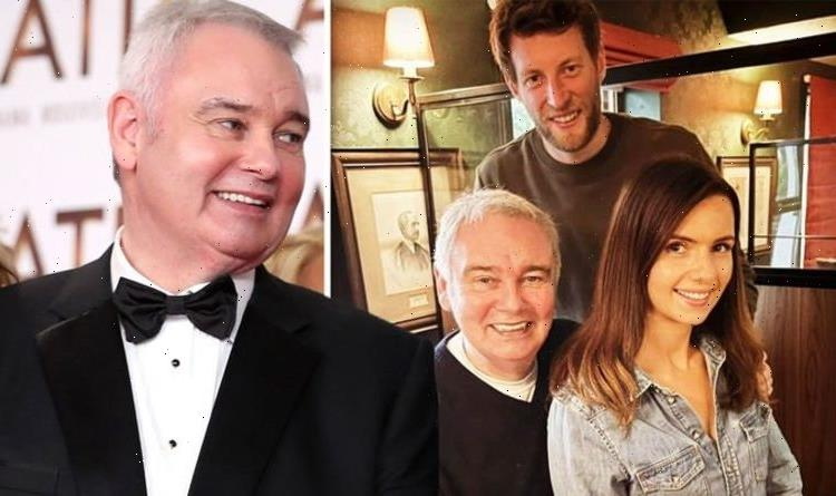 Eamonn Holmes celebrates as lookalike daughter gets engaged: 'After asking my permission'