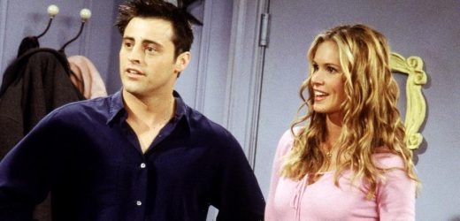 Elle Macpherson calls 'Friends' guest role 'one of the best experiences of my career'