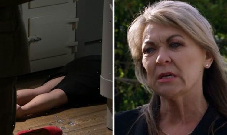 Emmerdale fans rage over glaring 'plot hole' in Kim's fake death: 'So unrealistic'