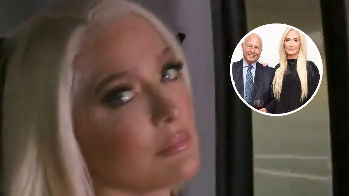 Erika Jayne Says Divorce Is 'So F—ing Complicated' In First Comments on RHOBH