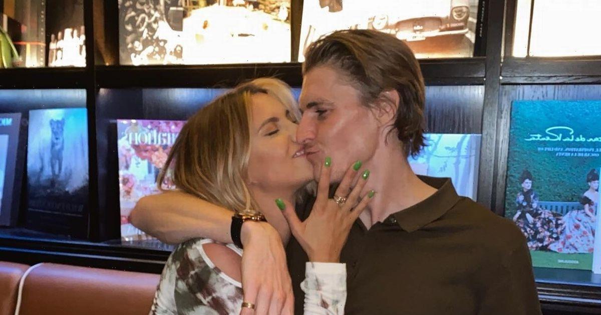 Ferne McCann splits from boyfriend Jack Padgett after six-month romance