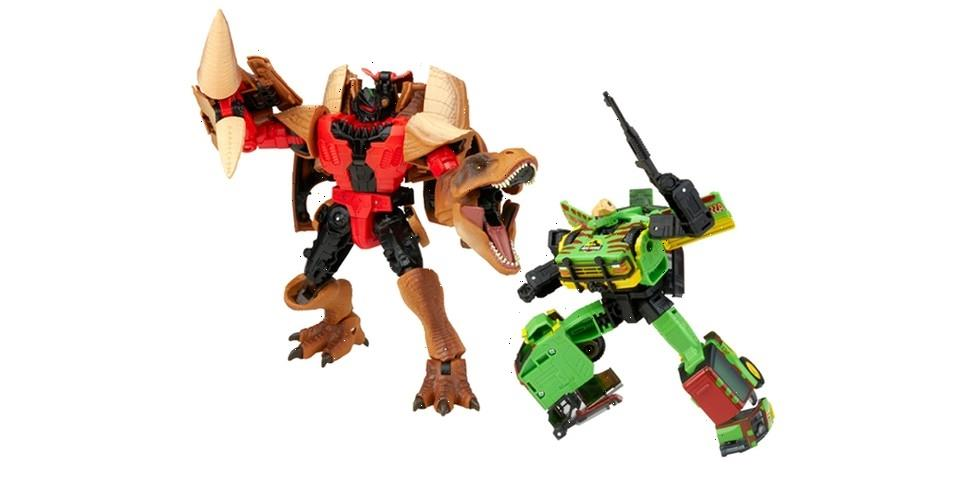 Hasbro Turns 'Jurassic Park's T-Rex and Ford Explorer Into Transformers