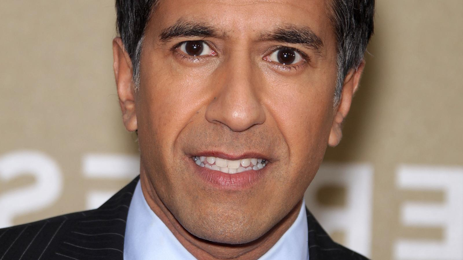 Here's How Much Dr. Sanjay Gupta Is Really Worth