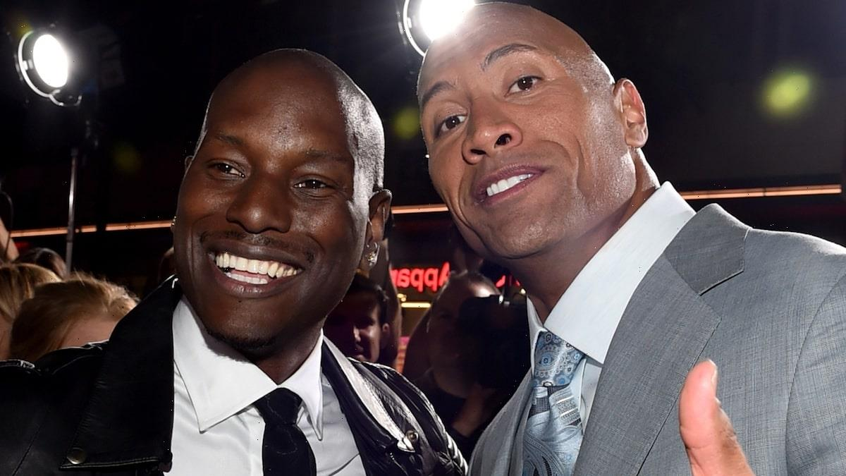 How Tyrese Gibson 'Reconnected In a Real Way' with Dwayne Johnson After 'Fast' Feud