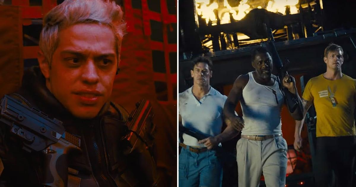 If You Thought The Suicide Squad Couldn't Get Any Weirder, Wait Until You See This Trailer
