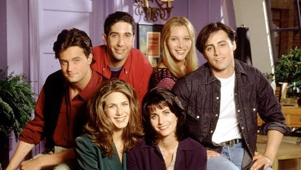 Jennifer Aniston Shares New Behind-The-Scenes Photos From 'Friends' Reunion