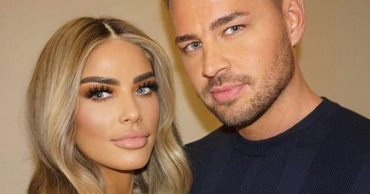 Katie Price's fiancé Carl Woods sets fans on troll as they target Harvey Price