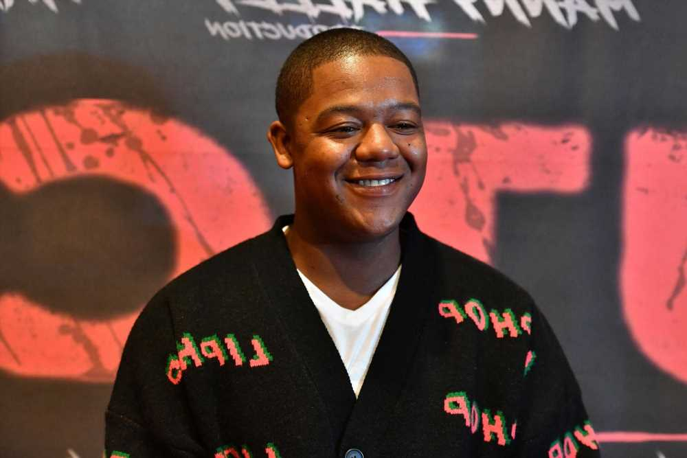 Kyle Massey charged for allegedly sending pics to 13-year-old girl