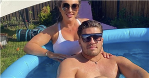 Lauren Goodger done with pregnancy as she struggles with Braxton Hicks