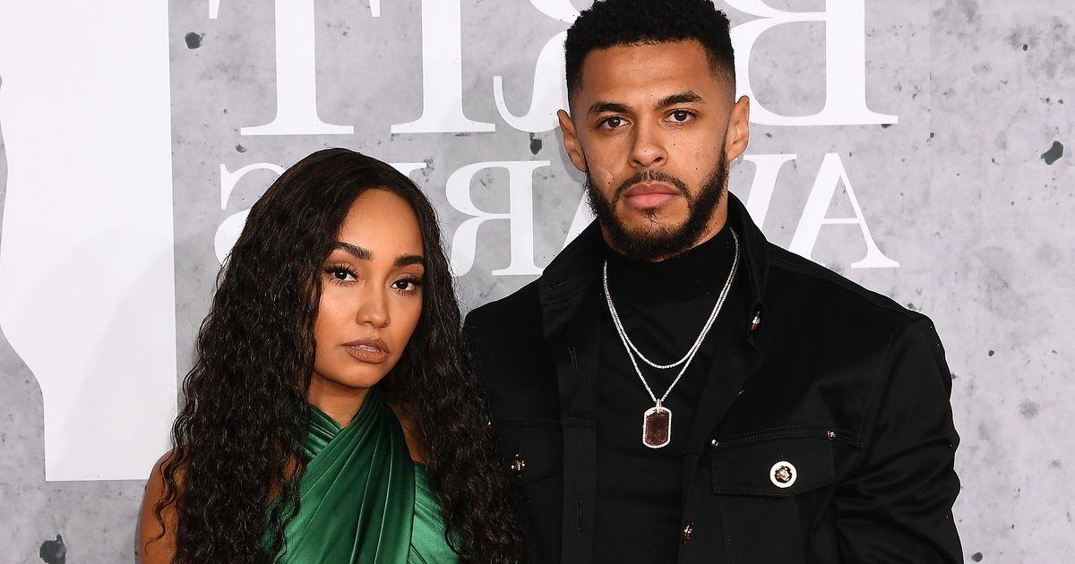 Leigh-Anne Pinnock 'buys back £40,000 engagement ring' after it was stolen