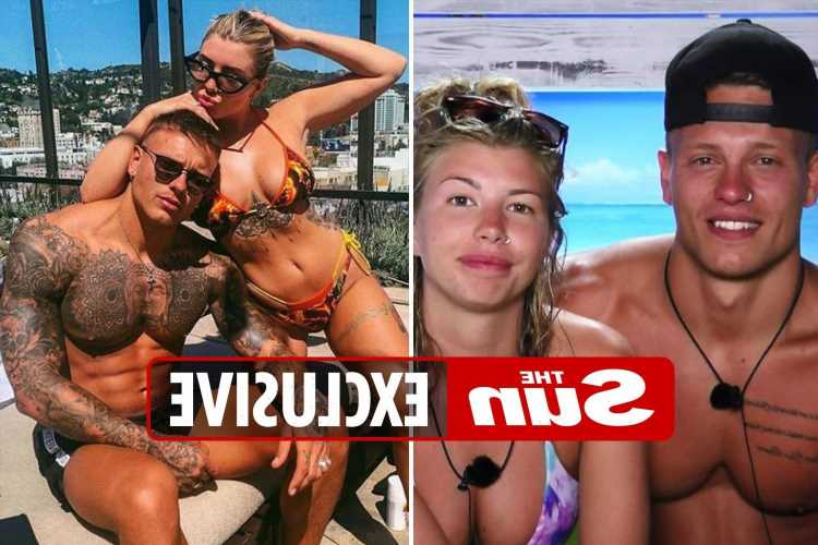 Love Island millionaires Olivia and Alex Bowen cement positions as show's wealthiest contestants with property empire