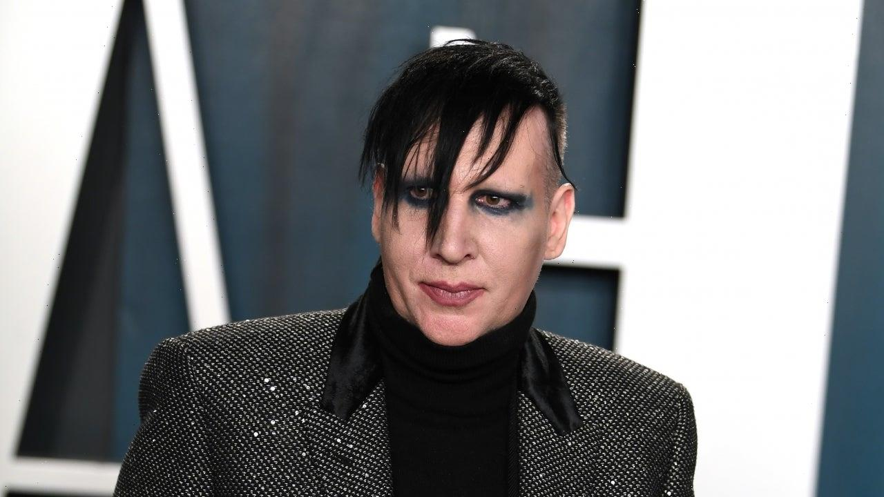 Marilyn Manson to Turn Himself in on Active Arrest Warrant