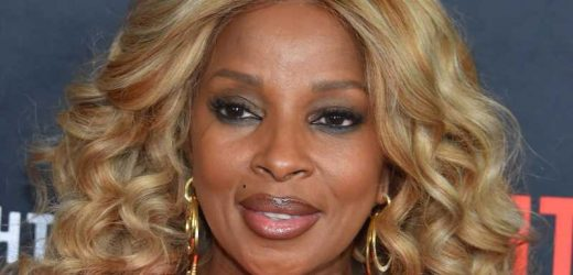 Mary J. Blige Gets Candid About Her Depression In Upcoming Documentary