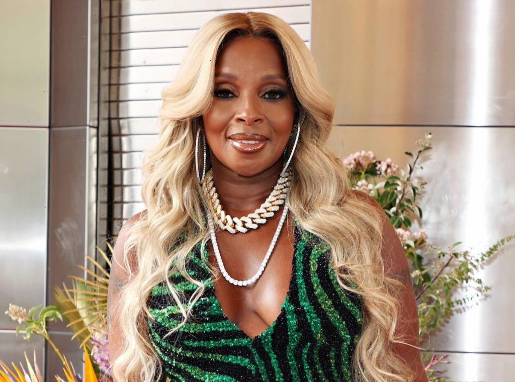 Mary J. Blige May Have a New Man
