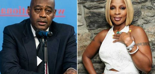 Mary J. Blige endorses Ray McGuire in NYC mayoral race