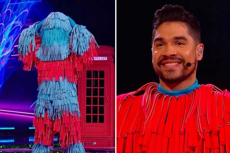 Masked Dancer winner Louis Smith says it was agony keeping his victory secret for a month