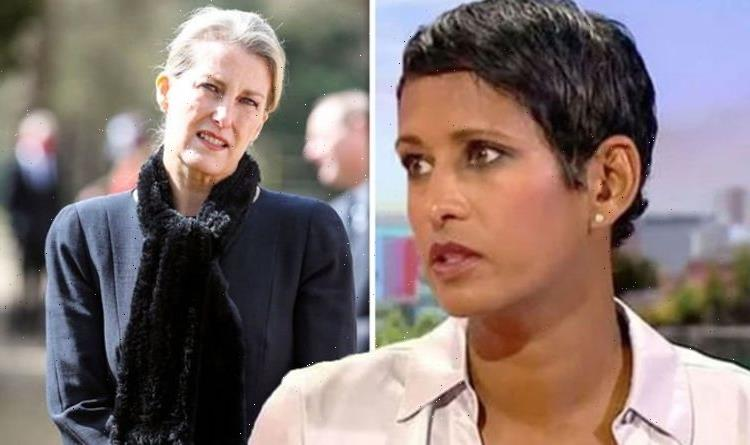 Naga Munchetty urges people to 'be kind' to Sophie Wessex in 'heartbreaking' post