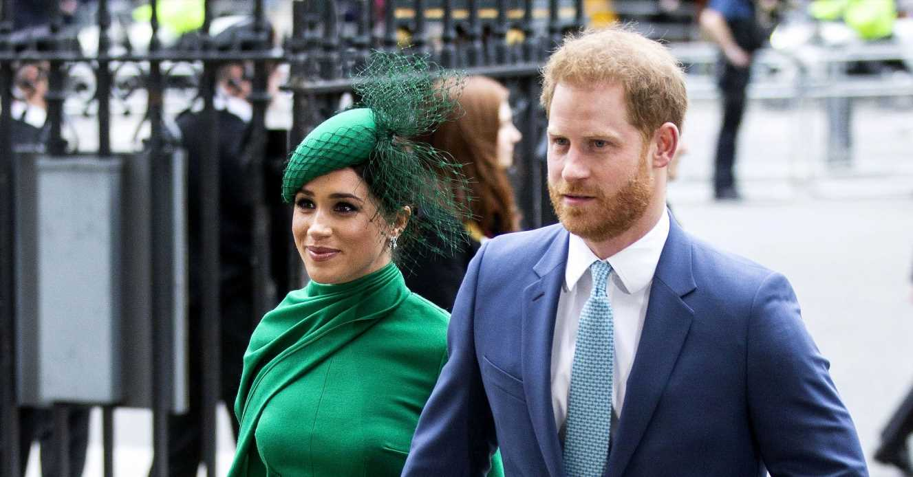 Oh, the Drama! Lifetime Teases 'Harry & Meghan: Escaping the Palace'