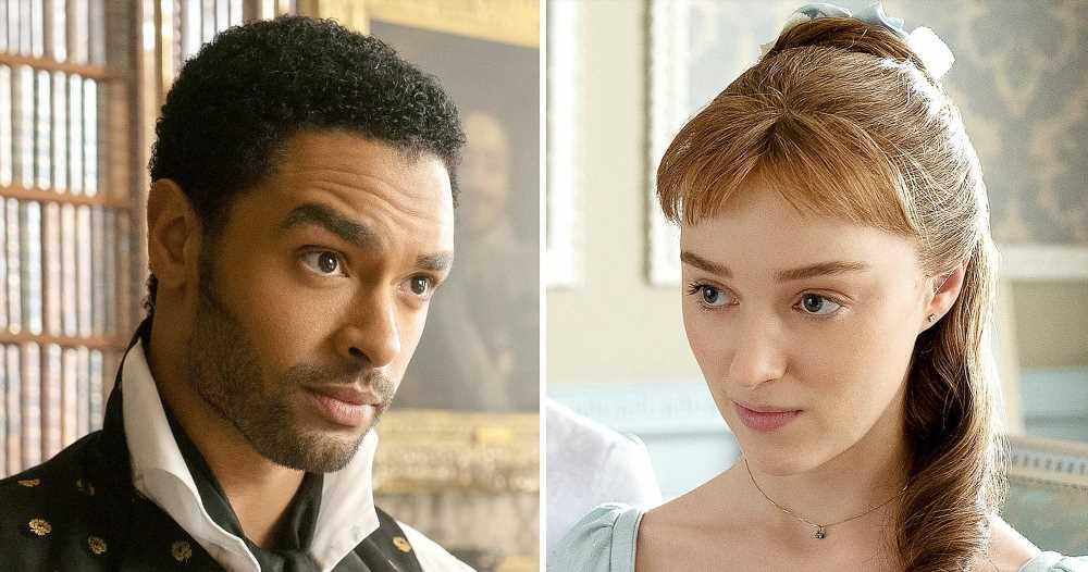 Phoebe Dynevor Teases Rege-Jean Page's Presence in 'Bridgerton' Season 2