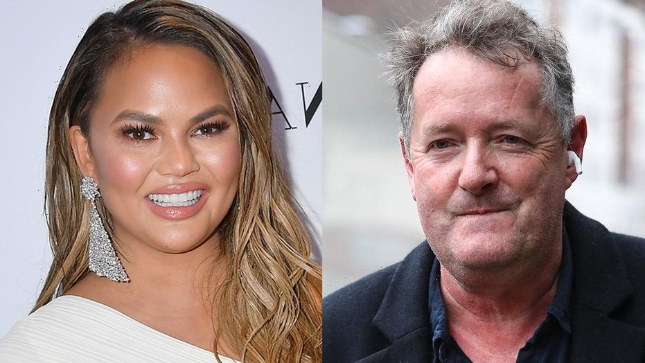 Piers Morgan mocks Chrissy Teigen's apology for cyberbullying: 'It's all an act'